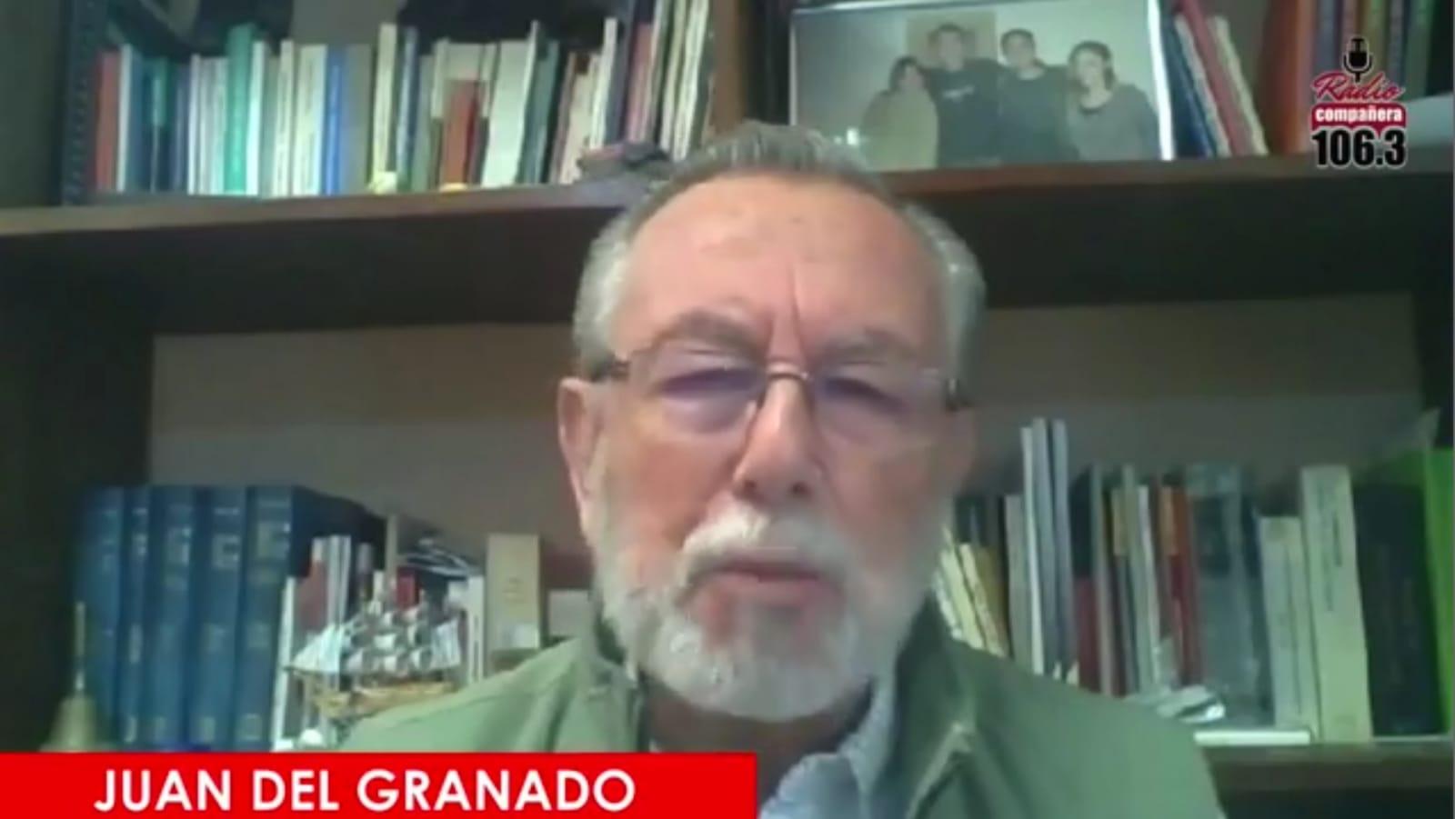 Del Granado identifica seis deficiencias en la propuesta de Lima sobre la reforma judicial