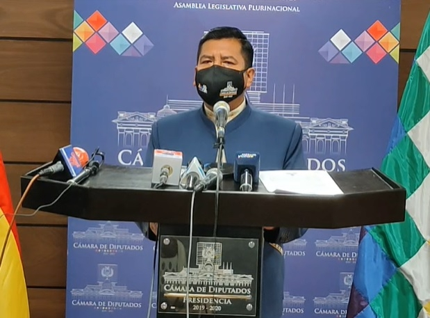 MAS iniciará proceso contra diputada que denunció presuntos sobornos por parte del oficialismo