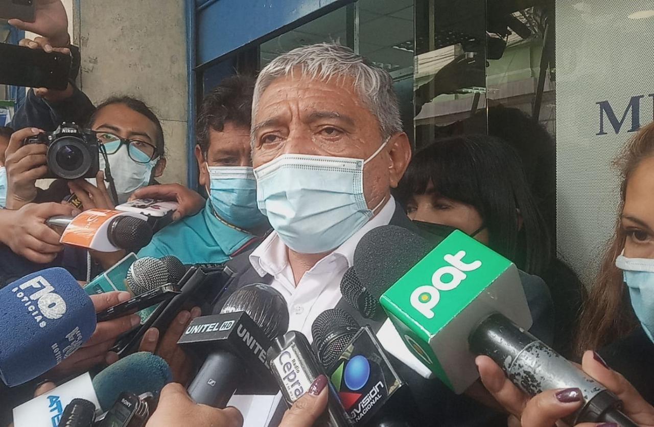 """Arias sobre la denuncia en su contra: """"Lo que no ganaron en las urnas quieren ganar en la Fiscalía"""""""