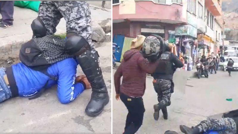 Reportan gasificaciones tras enfrentamientos entre sectores de Adepcoca