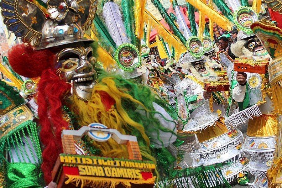 Alcaldía de La Paz confirma que no habrá entrada del Gran Poder para este año