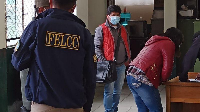 Defensa del periodista Carlos Quisbert informa que se ha desestimado la denuncia en su contra
