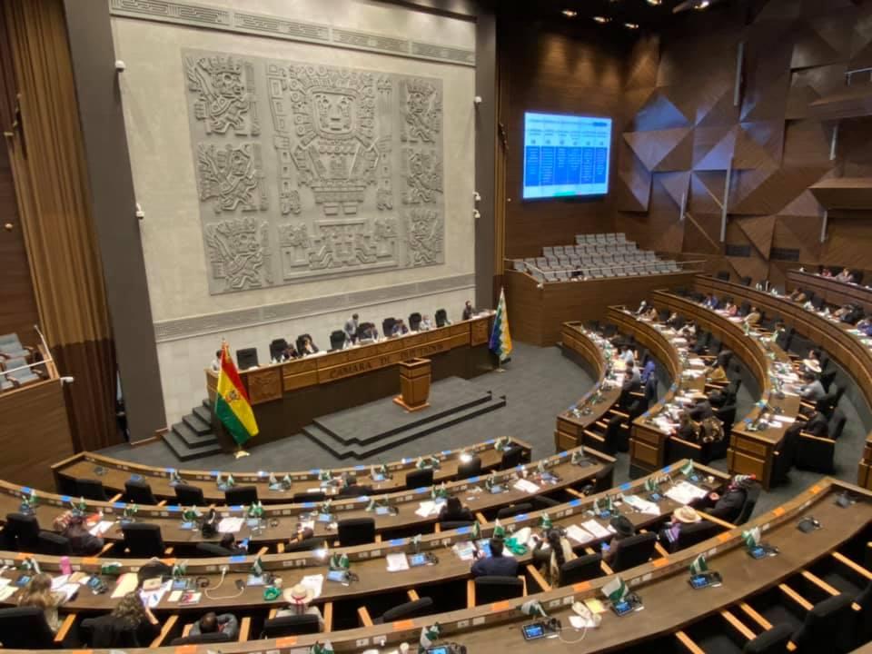 Diputados aprueba proyecto de ley que faculta al Gobierno hacerse cargo del registro de comercio