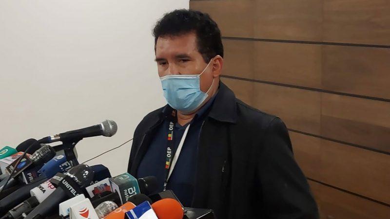 Diputado del MAS denuncia penalmente a Salvador Romero y tres vocales por habilitar a Reyes Villa