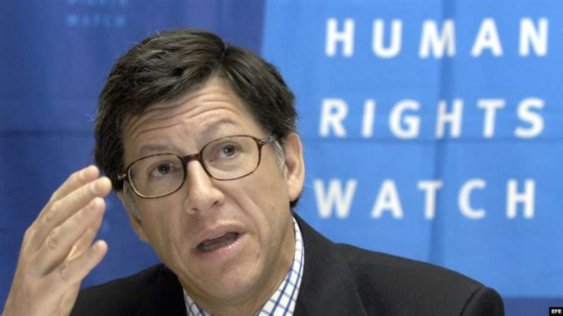 Director de HRW recuerda a Arce que la búsqueda de justicia no debe tener color político