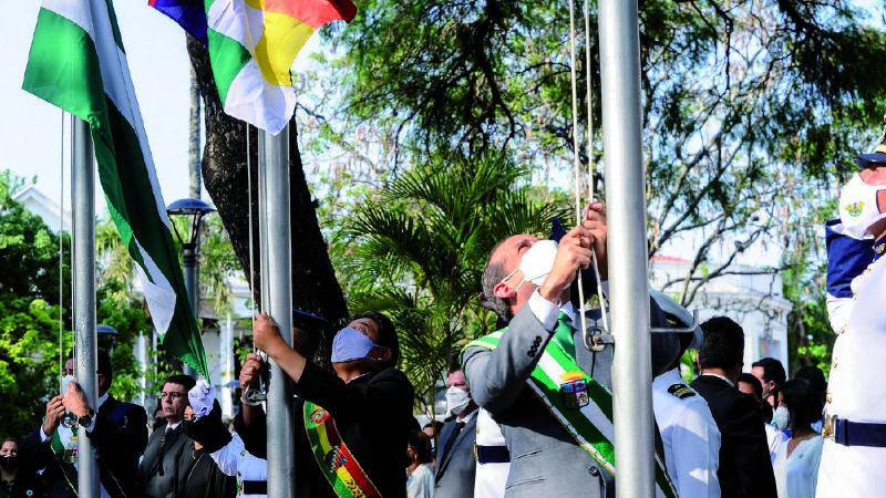 Creemos asevera que el Gobierno provocó el incidente con la wiphala para reactivar la persecución política