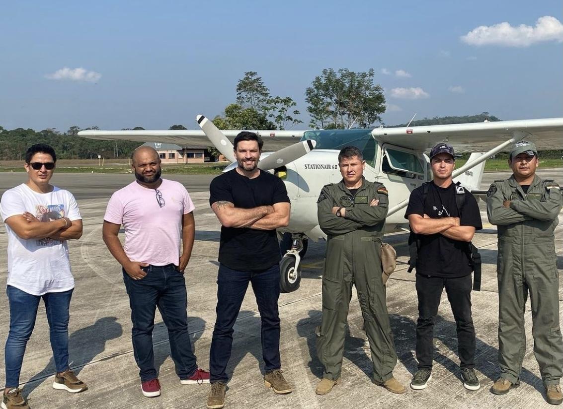 Diputada de CC denuncia que el actor que entrevistó a Morales usó 4 avionetas de la FAB