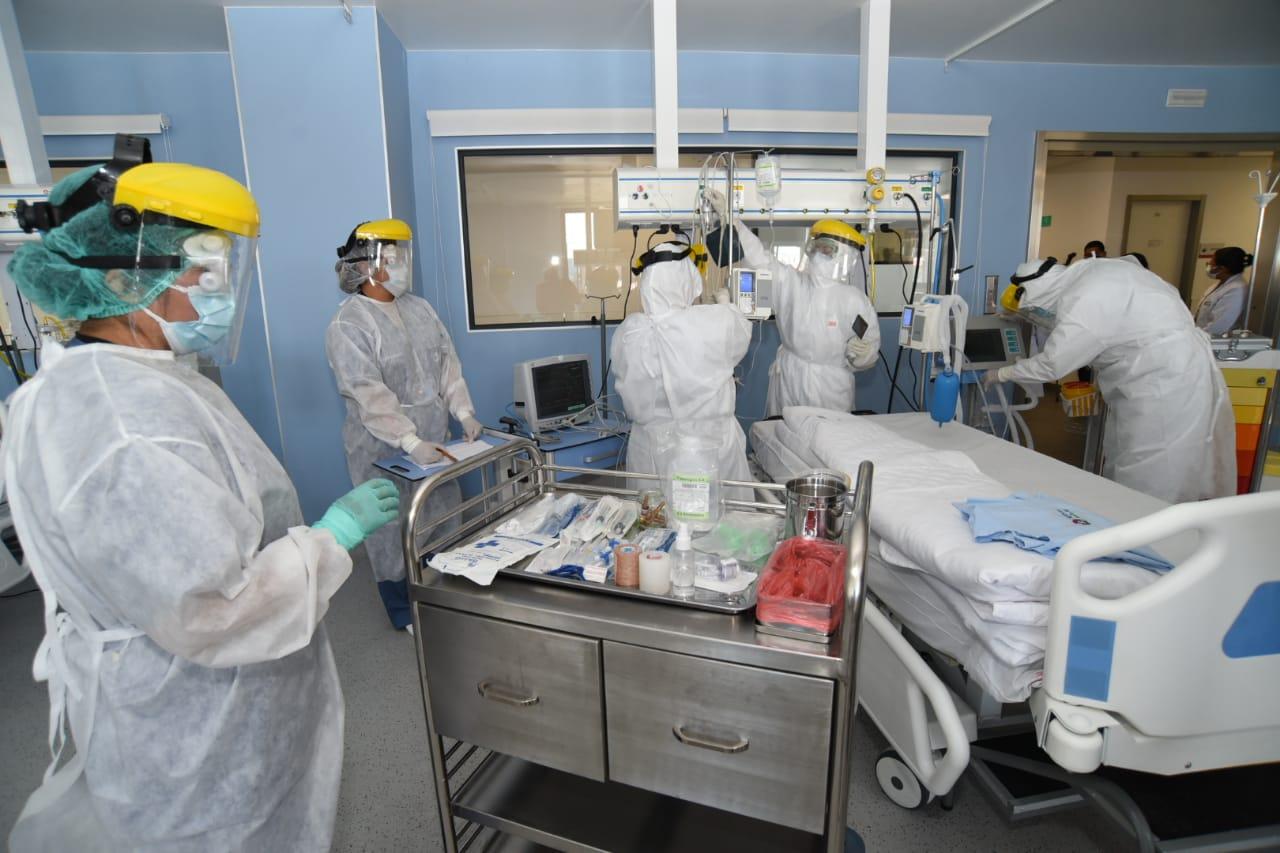 Sedes La Paz asevera que está preparado ante una posible cuarta ola de la pandemia