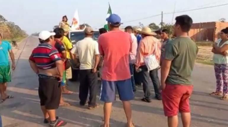 CC exige garantías para los indígenas que están marchando hacia Santa Cruz