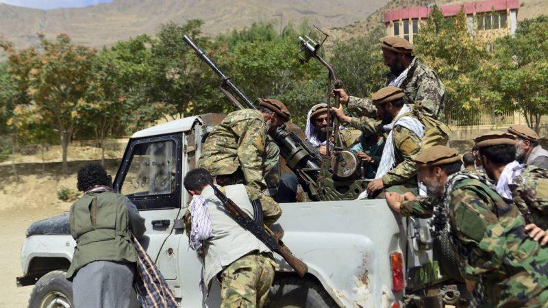 Los talibanes anuncian el fin de la guerra en Afganistán