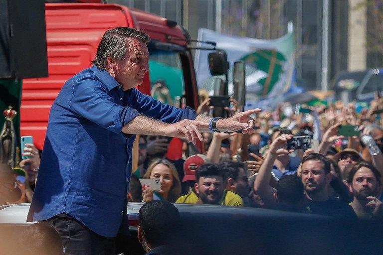 Jair Bolsonaro amenazó al Tribunal Supremo de Brasil tras la investigación iniciada en su contra