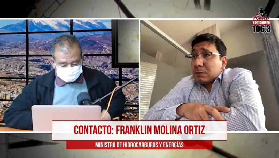 Ministro Molina destaca que la reactivación planta de urea está generando indirectamente más de 2.000 empleos