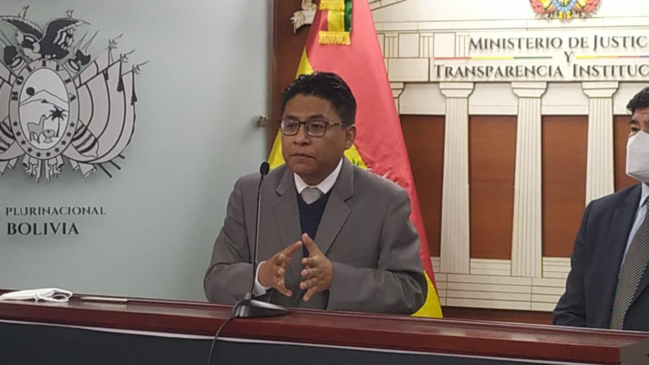 Lima informa que se amplió el tiempo para entregar un informe a la CIDH sobre el estado de Añez