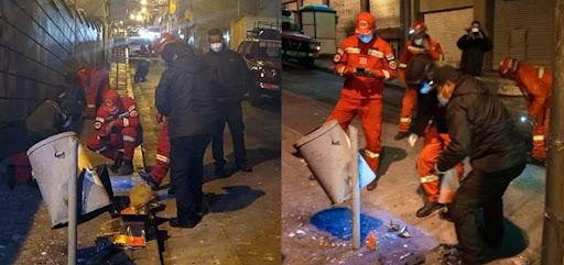 Sospechan que autor de la explosión en cercanías de la Alcaldía de La Paz es un taxista