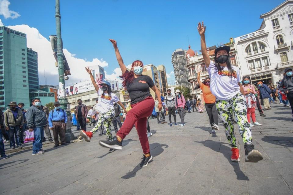 Día del Peatón: Desde caravanas ciclísticas hasta clases al aíre libre para todo el público
