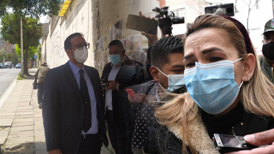 Abogado Guillén: Pese a estar medicada la expresidenta debería estar internada