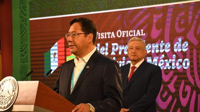 Arce participará de la cumbre de la CELAC, donde se concretizará una propuesta para la reforma de la OEA