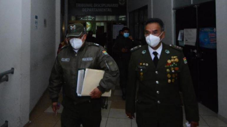 Dan baja definitiva a un coronel en Tarija por motín de 2019