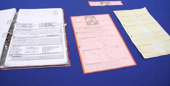 Aprehenden a un sujeto por falsificación de documentos para un trámite en Cancillería