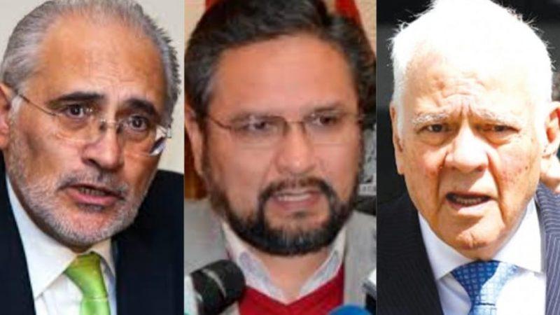 Comisión de la ALP aprueba juicios de responsabilidades contra Goni, Mesa y Rada