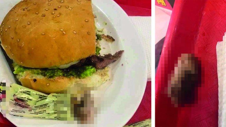 Clausuran negocio de comida donde denunciaron el hallazgo de un dedo humano en una hamburguesa
