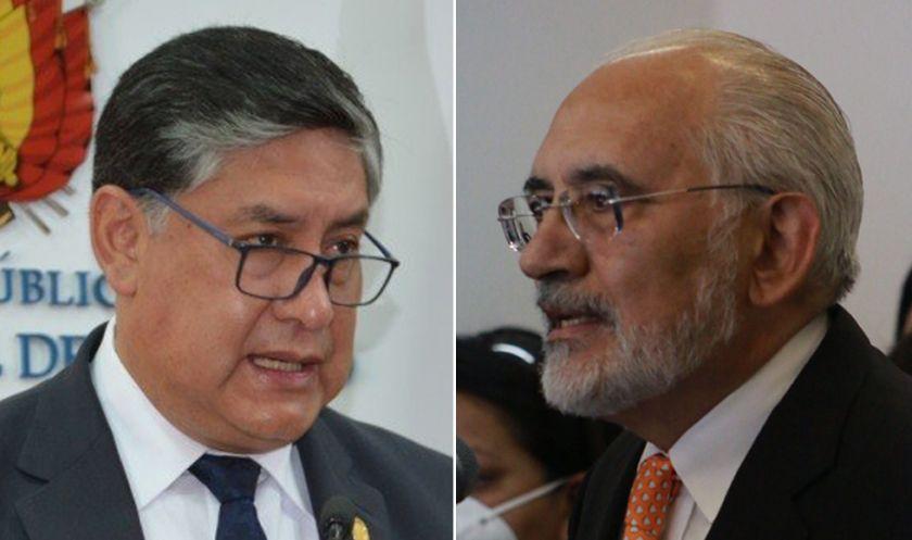 Fiscalía espera decisión de la ALP sobre el juicio de responsabilidades a Mesa