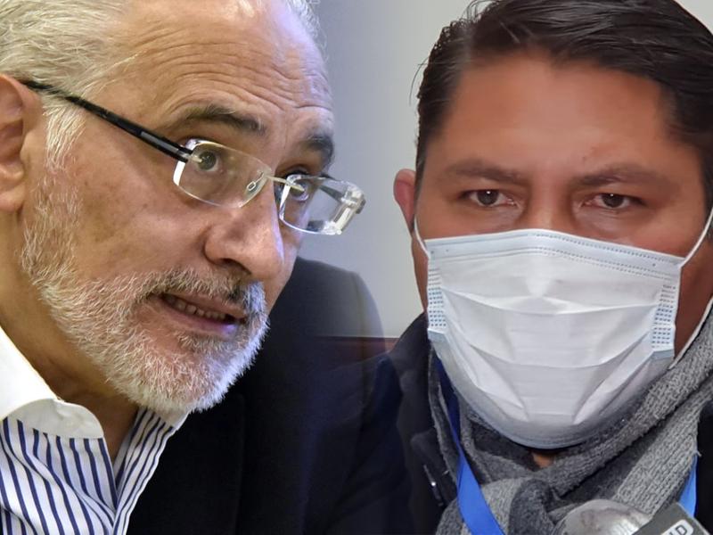 Diputado del MAS asegura que Mesa perdió la oportunidad de acogerse a la amnistía por el caso Quiborax