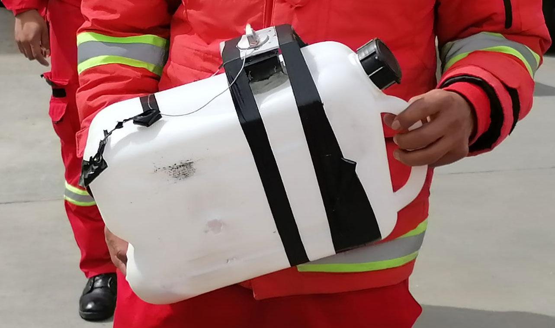 Hallan un falso artefacto explosivo en el Consulado de Chile en La Paz