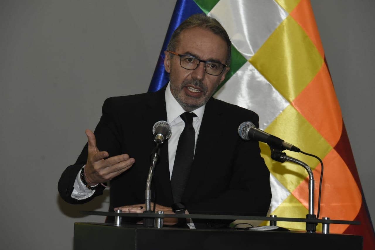 """Gobierno asevera que el paro nacional tuvo """"baja adhesión"""""""