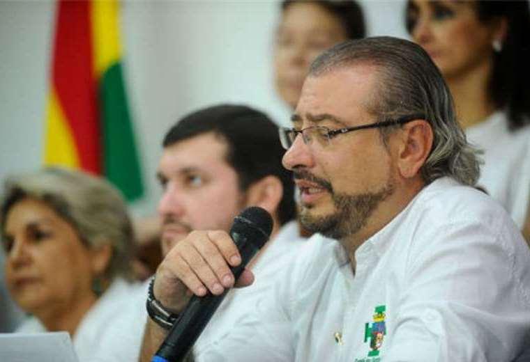 Comité cruceño asevera que las declaraciones de Calvo fueron descontextualizadas
