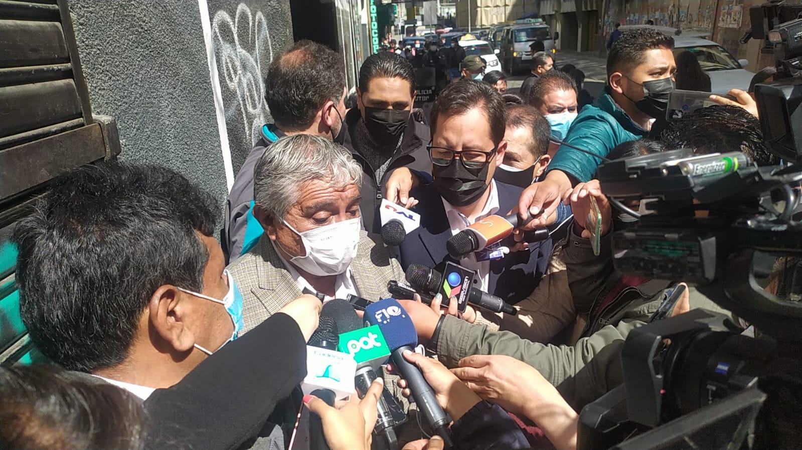 """Arias pide que """"Morales deje de marcar la agenda del Gobierno"""""""
