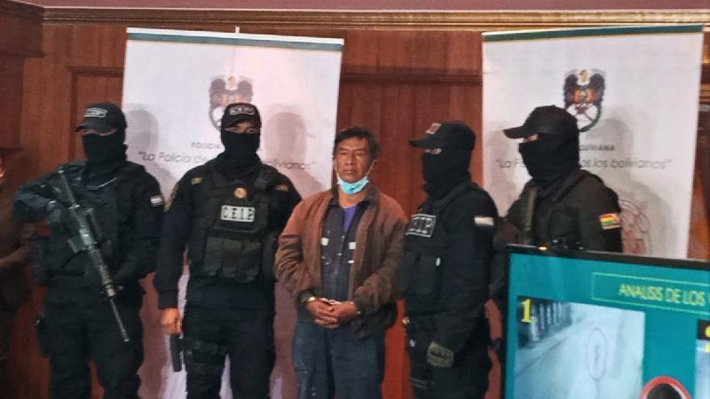 Alcaldía apela la detención domiciliaria del presunto autor de la explosión en La Paz