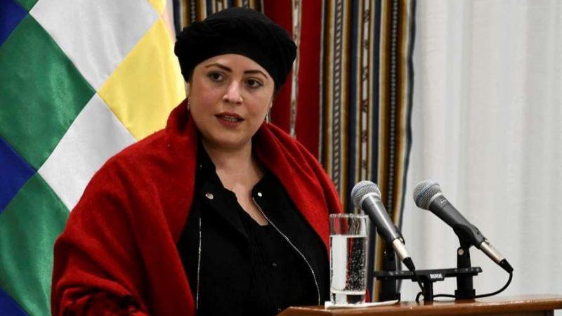 """Gobierno advierte que ciertos grupos quieren """"sepultar la Constitución"""""""