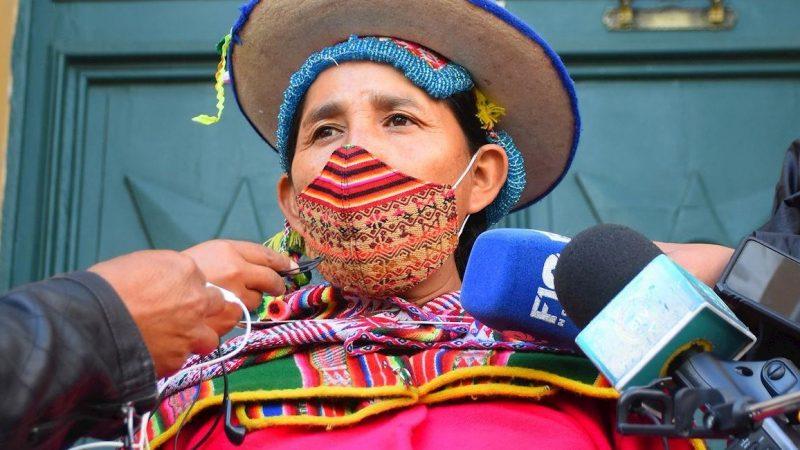 """Lidia Patty amenaza con iniciar una huelga de hambre en rechazo a la falta de celeridad en el caso """"golpe de Estado"""""""