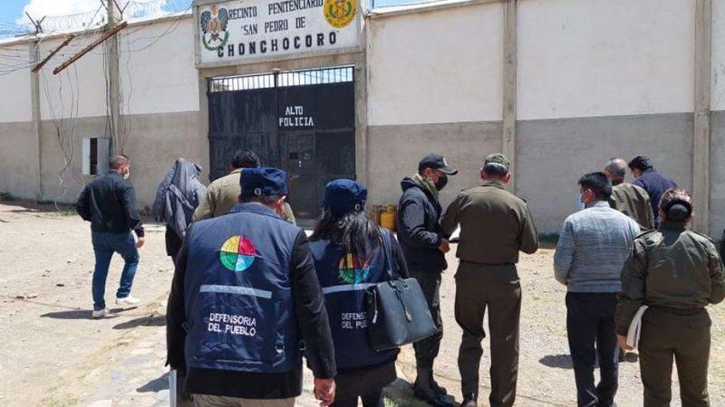 Reemplazan al director de la cárcel de Chonchocoro tras la muerte de un privado de libertad