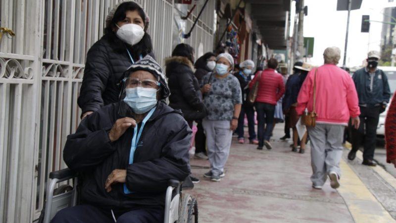 Ministerio de Salud registra 536 nuevos casos de COVID-19 en el país