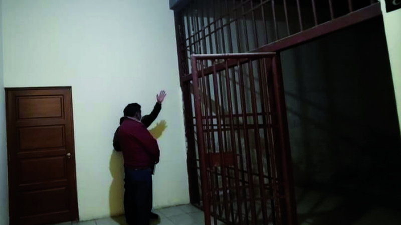 Tres efectivos policiales serán procesados en la vía disciplinaria por la muerte de María Fernanda