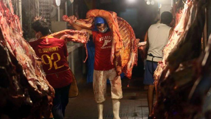 Carniceros mantendrán el incremento en el precio de la carne hasta que el Gobierno cumpla sus compromisos