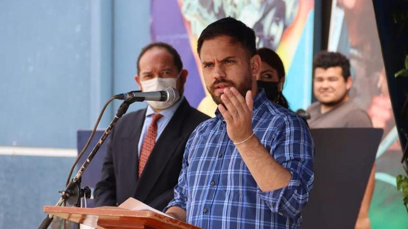 """Del Castillo advierte que hay grupos que quieren """"atentar"""" contra la vida de Camacho"""