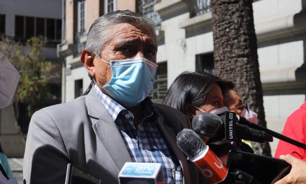 Arias asevera que Camacho será recibido con respeto y lamenta la difusión de mensajes de odio