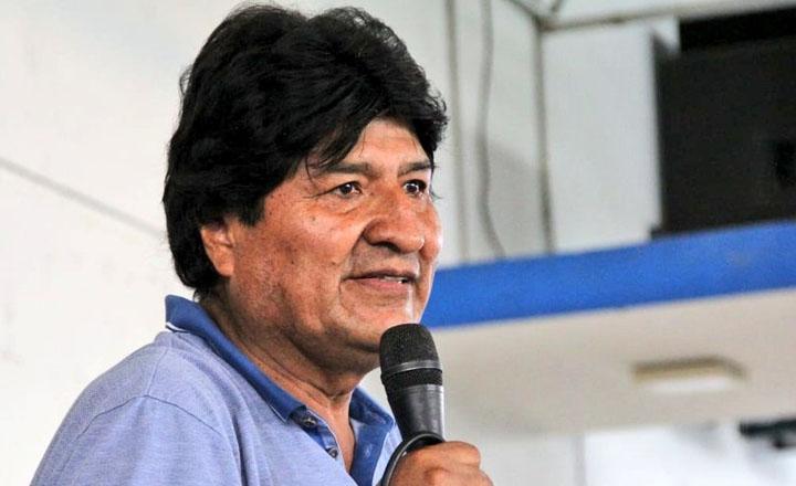 """Morales califica de """"acciones políticas"""" el paro nacional del 11 de octubre"""