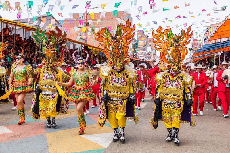 ACFO confirma la realización del Carnaval de Oruro 2022