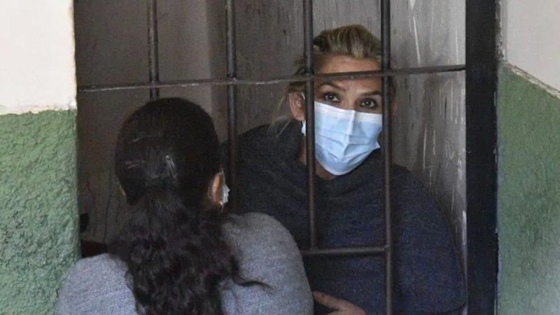 Postergan para el 5 de noviembre proceso ordinario contra Jeanine Áñez