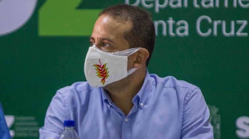 """Camacho invita a la población a """"hacer sentir su voz"""" en el paro del 11 de octubre"""
