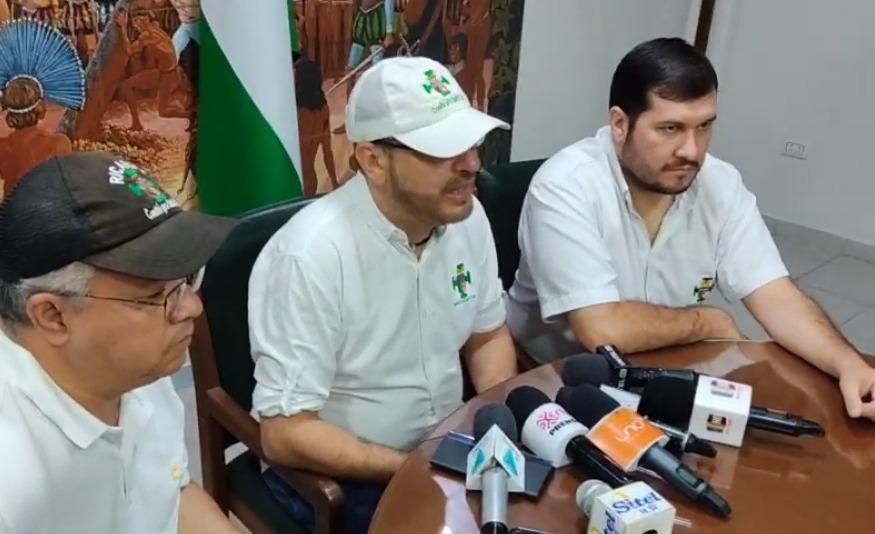 """Calvo califica de """"exitoso"""" el paro cívico y critica al Gobierno por ordenar a la Policía el desbloqueo"""