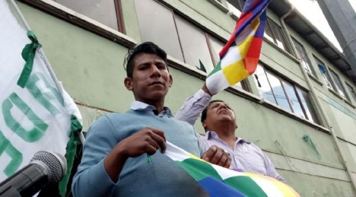 """Alanez califica de """"terrorista"""" la toma de ADEPCOCA y exige al Gobierno asumir medidas"""