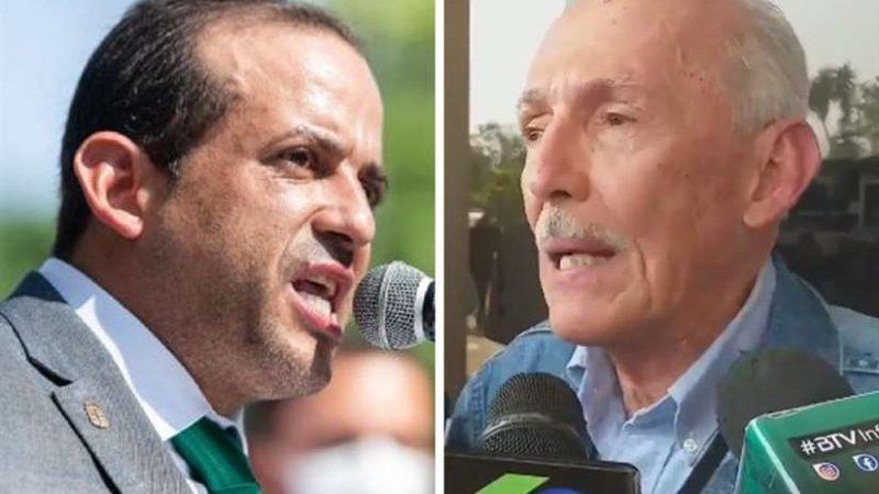 Defensa de Camacho y su padre solicita un cambio para que pueda declarar en Santa Cruz