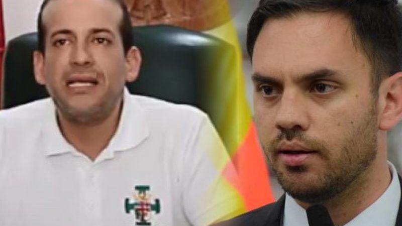 """Camacho califica de """"irresponsable"""" las acusaciones del ministro de Gobierno sobre atentando al actual presidente"""