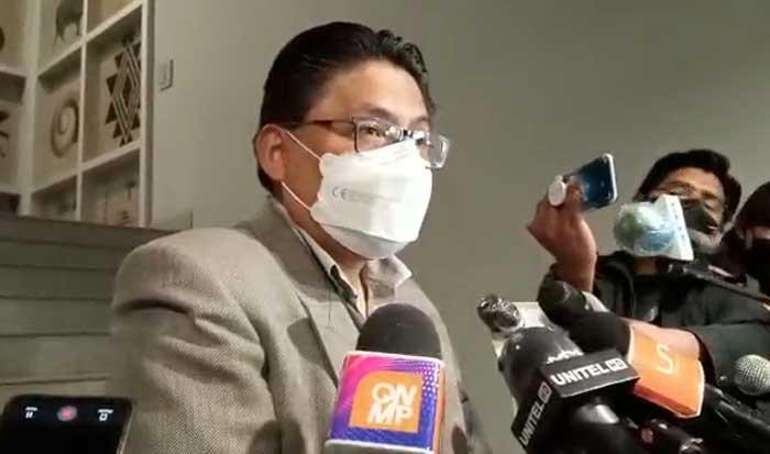 Lima espera que Añez tenga una sentencia este 2021 y señala que podría ser de 12 años de cárcel
