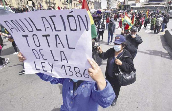 Gremiales esperan propuesta de dialogo del Gobierno para evitar el paro de 48 horas